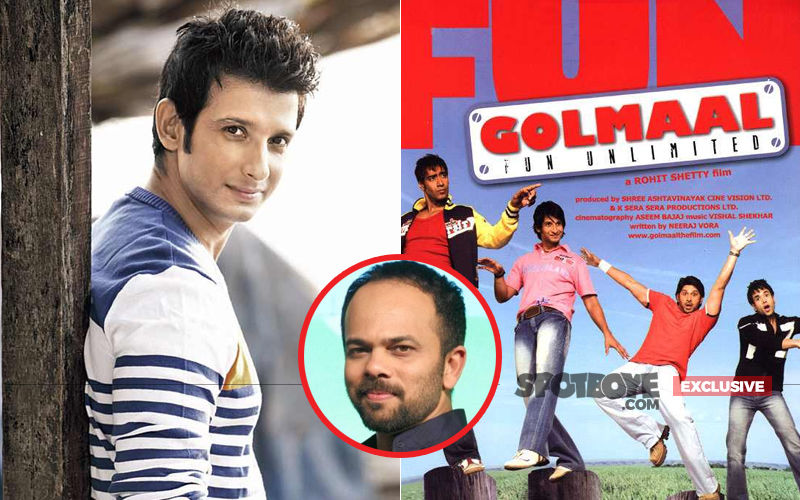 Sharman Joshi: I Will Call Up Rohit Shetty And Ask If  He Can Cast Me In Golmaal 5