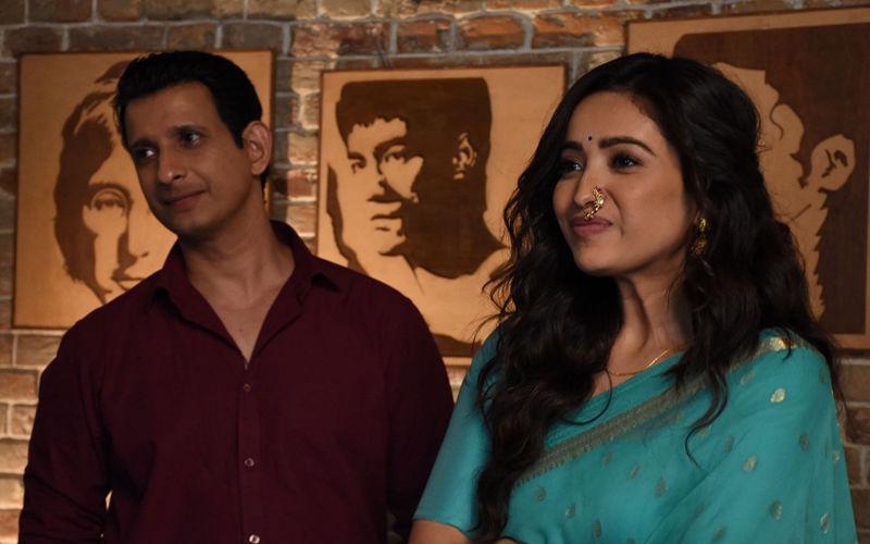 Gudi Padwa 2019: Sharman Joshi-Asha Negi celebrate The Festival On-The-Sets Of Their Upcoming Web Series Baarish