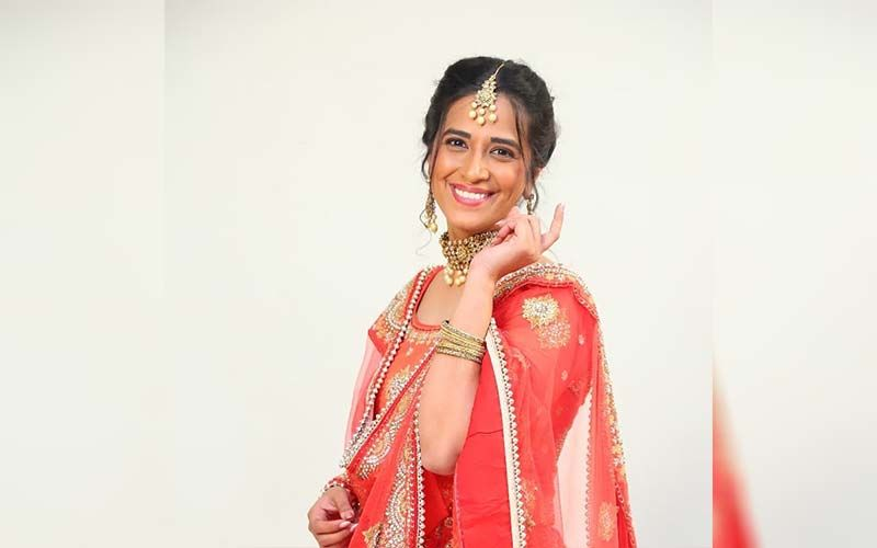 Sharmishtha Raut Engaged To Tejas Desai: Actress Shares Quarantine Engagement Pictures On Social Media