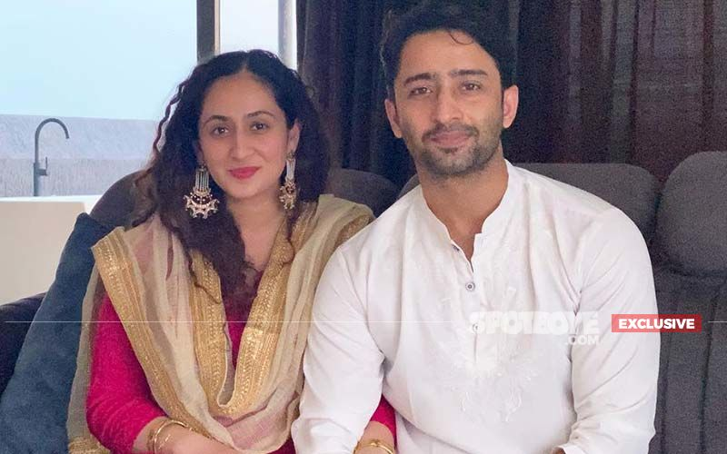 Shaheer Sheikh On His Baby Girl Anaya: 'I Can't Wait To Make The Best Of The Memories With Her'- EXCLUSIVE