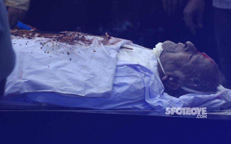 PICS: Shashi Kapoor Bids Adieu, Funeral Over