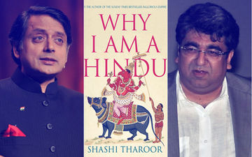 Shashi Tharoor's Bestseller Why I Am A Hindu Goes On Web, Sheetal Talwar Returns With A Bang To Helm It