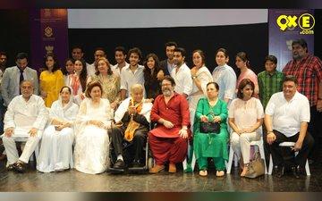 Legendary Veteran Actor Shashi Kapoor Presented Dadasaheb Phalke Award