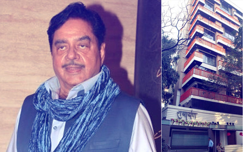 Security Constable Accidentally Fires Bullet Outside Shatrughan Sinha's Juhu Residence