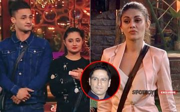 "Bigg Boss 13: Parag Tyagi Accuses Rashami Desai For Misguiding Asim Riaz Against Shefali Jariwala; Says, ""Vo Uske Kaan Bhar Rahi Hai""- EXCLUSIVE"