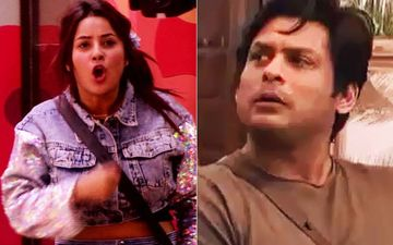 Bigg Boss 13: Shehnaaz Gill Breaks Down And Hits The Wall; Sid Says 'This Is Really Getting Out Of Hand'