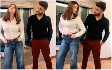 Shehnaaz Gill's Brother Shehbaaz Gill Makes HOT TikTok With A Mystery Girl, Makes Fans Go 'Haye Garmi'
