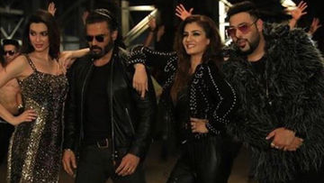 Sheher Ki Ladki Song, Khandaani Shafakhana: Suniel Shetty-Raveena Tandon Return To Groove To This Remixed Version Of Their 90's Track
