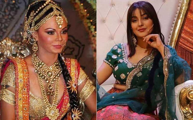 Mujhse Shaadi Karoge: Rakhi Sawant Accuses Shehnaaz Gill Of Copying Her; Sana's Dad's Guess Coming True?