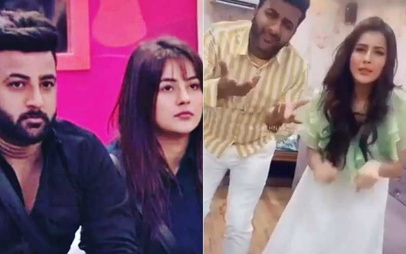 Mujhse Shaadi Karoge: Shehnaaz Gill And Brother Shehbaz Dancing On Dheeme Dheeme Will Leave You In Splits