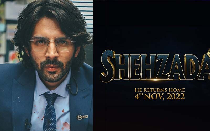 Dhamaka To Shehzada, Check Out Kartik Aaryan's Salte Of Half A Dozen Films Which Will Be Releasing In The Coming Year