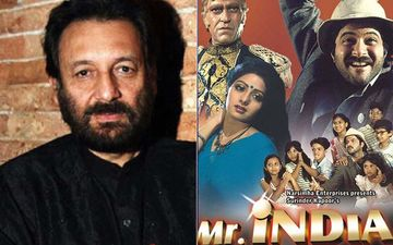 Mr India 2: Shekhar Kapur Hints At Legal Action Against Makers; Questions, 'Who Does Authorship Of A Film Legally Belong To?'