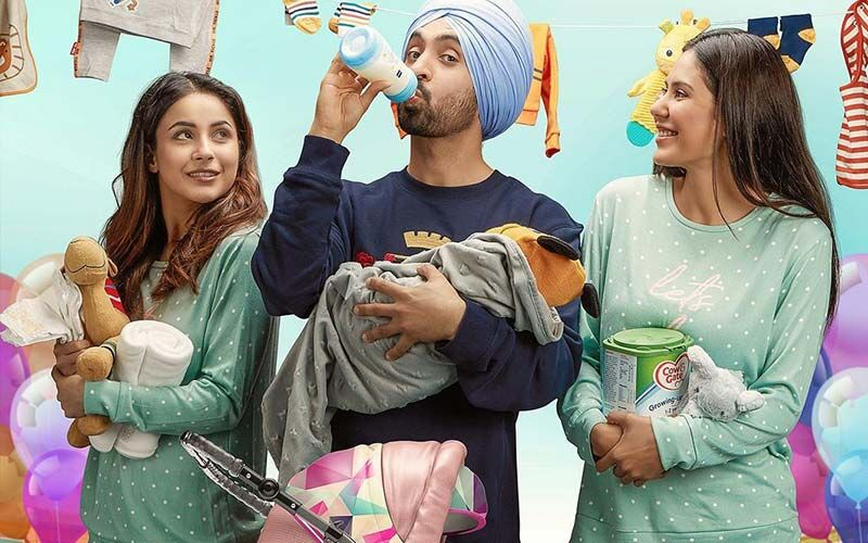 Diljit Dosanjh Shenaaz Gill's Honsla Rakh Is off To A Great Start With Massive Release And Advanced Bookings - EXCLUSIVE
