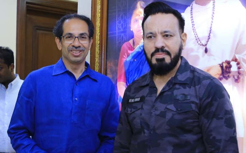 Two Days Prior To Maharashtra Elections 2019, Salman Khan's Bodyguard Shera Joins Shiv Sena Party