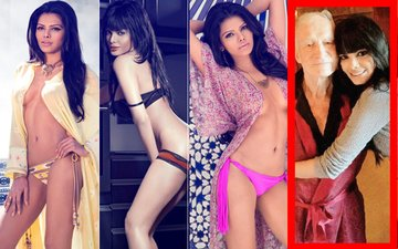Sherlyn Chopra Shares A Sweet Message For Playboy Founder Late Hugh Hefner