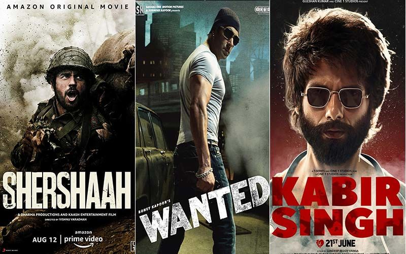 Shershaah, Wanted And Kabir Singh: Films That Revived The Careers Of Our Leading Actors
