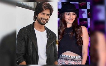 Its Party Time For Shahid And Alia