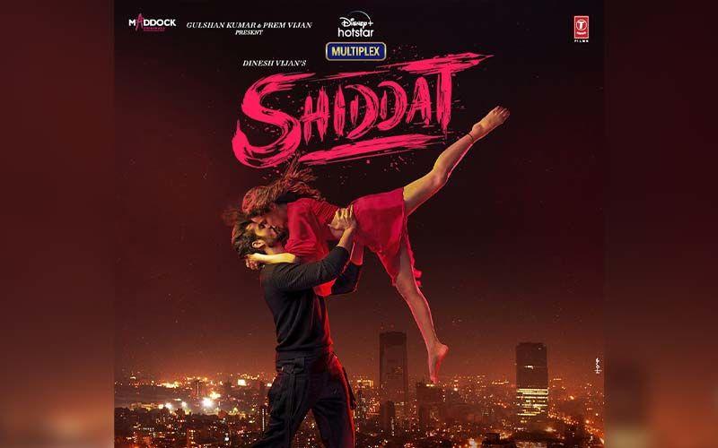 Shiddat: Sunny Kaushal And Radhika Madan's Intense Love Story To Release  On 1 October On Disney+ Hotstar