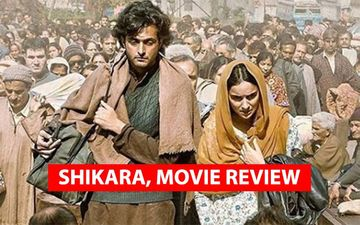 Shikara, Movie Review: What A Poetry, What A Painting This Sadia-Aadil Love Story In The Valley!