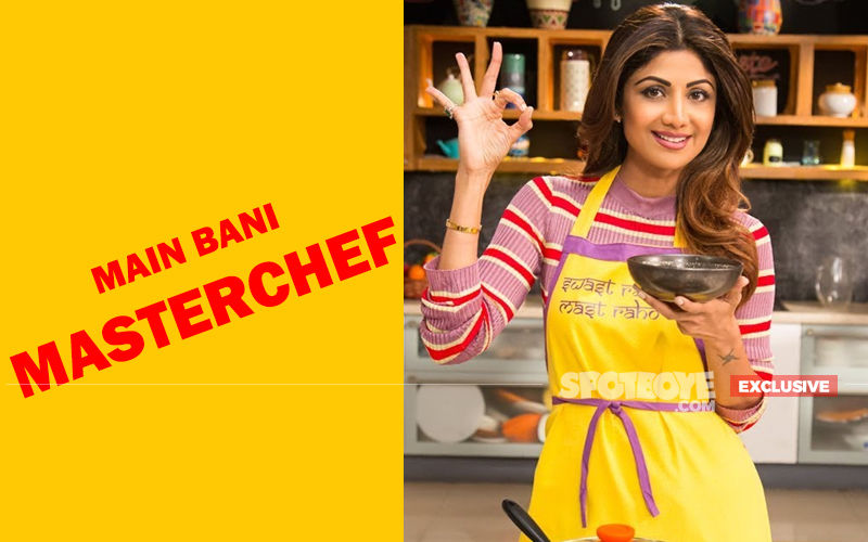 Shilpa Shetty Bags Plum Deal, MasterChef India On Star Plus- EXCLUSIVE
