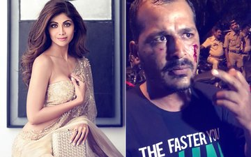 Want To Click Shilpa Shetty's Picture? Get Ready To Be Slapped!