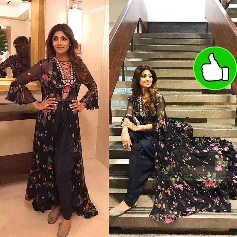 shilpa shetty in toronto for an event