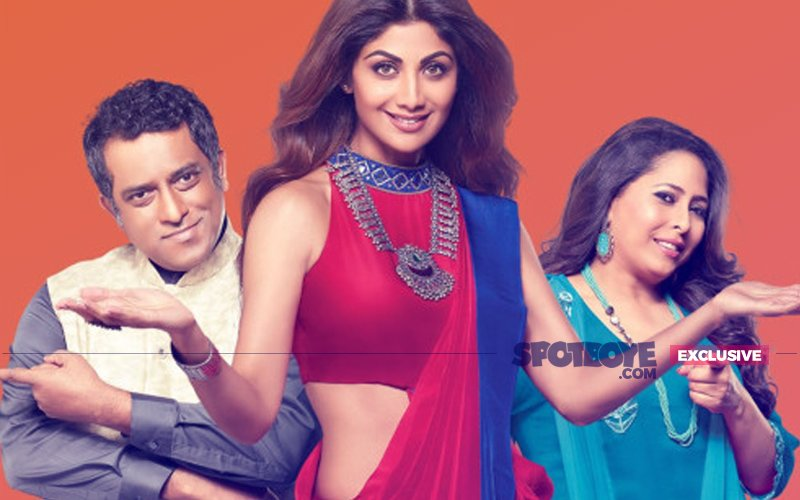 Two-Faced Shilpa Shetty MUST QUIT Super Dancer- And Right Now!