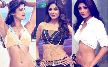 On Shilpa Shetty's Birthday, Here Are Her 5 Sexy Dance Numbers