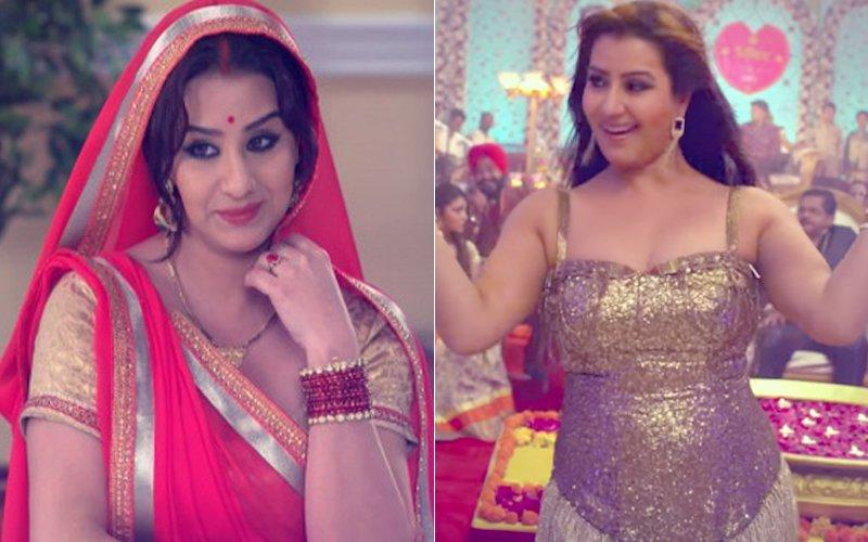 Sexy Shilpa Shinde Of Bhabi Ji Ghar Par Hai Says 'Maro Line'!