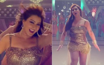 Shilpa Shinde Of Bhabi Ji Ghar Par Hai Gets 'Heavily' Trolled For Her Item Song 'Maro Line'!