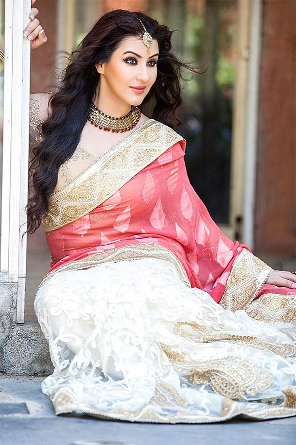 shilpa shinde poses for a photoshoot