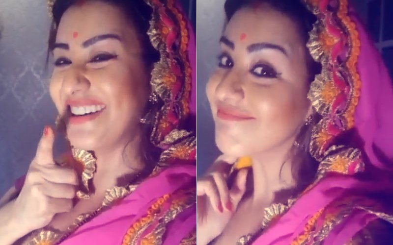 VIDEO: Shilpa Shinde Is Back As Angoori Bhabhi But Why?