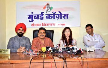 क्या कांग्रेस पार्टी में शामिल हो गई है एक्ट्रेस शिल्पा शिंदे?