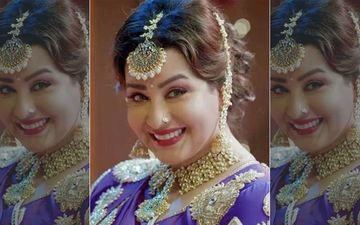 Bigg Boss 11 Winner Shilpa Shinde Makes A Comeback On The TV Screen With Gangs Of Filmistan; Looks Stunning In Madhuri Dixit's Avatar