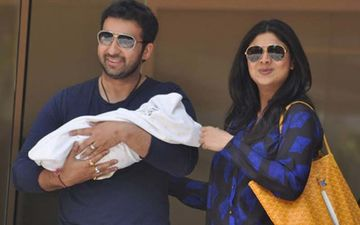 Shilpa Shetty - Raj Kundra Welcome Their Baby Girl Home Via Surrogacy; Lady Says 'We Had Been Trying For Five Years'