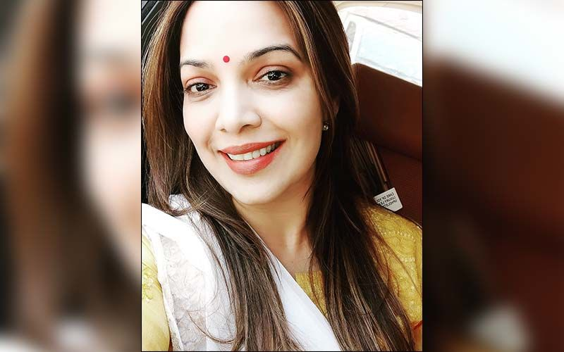 Tula Pahate Re Fame Shilpa Tulaskar Shares A Video Of Her First Bungee Jump Adventure
