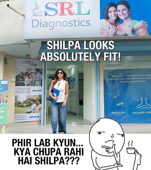 Shilpa Shetty Meme