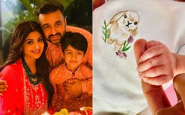 It's A GIRL For Shilpa Shetty And Raj Kundra; Couple Welcomes Their Newborn Baby 'Samisha' Via Surrogacy - FIRST PIC