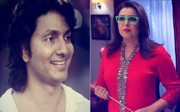 Shirish Kunder Embarrasses Wife Farah Khan, She Gives It Back Like A Boss!