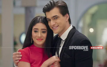 Shivangi Joshi And Mohsin Khan's Yeh Rishta Kya Kehlata Hai To Witness A 5-Year-Leap