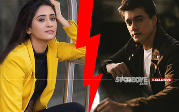 Shivangi Joshi-Mohsin Khan Are No More A Couple; Yeh Rishta Kya Kehlata Hai Actors Are Faking It For The Show- EXCLUSIVE