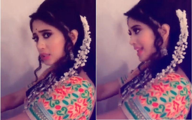 Shivangi Joshi Does The Epic Basanti Scene & Video Goes Viral...