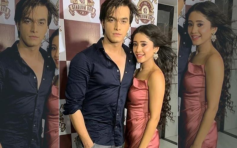Shivangi Joshi And Boyfriend Mohsin Khan Get Cozy At Actress' 21ST Birthday – Watch Inside Pics And Videos