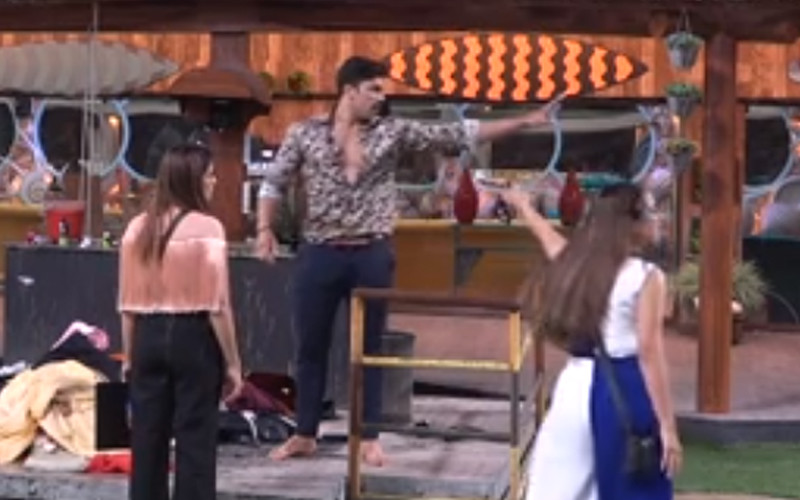 shivashish srishty fight in big boss