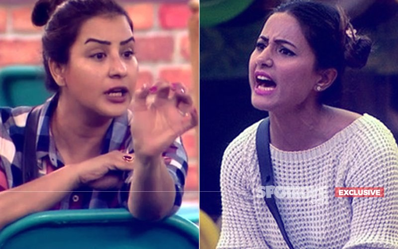 SHILPA SHINDE BLASTS: Hina Khan Is More AGGRESSIVE Than A CHAWL Girl