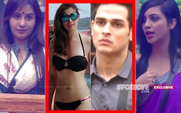 Raai Laxmi To Bigg Boss 11's Priyank Sharma: Tell Your MOTHER & SISTER That They Have OVERGROWN BODIES...