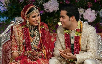 Shloka Mehta And Akash Ambani 6 Month Wedding Anniversary: A Look Back At The Best Captured Moments From The Grand Event