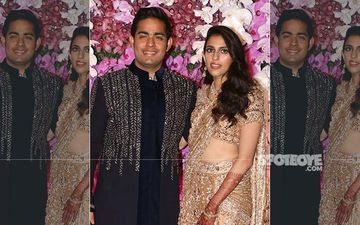 Akash Ambani And Shloka Welcome Their Baby Boy; Nita And Mukesh Ambani Are Delighted To Become Grandparents For The First Time