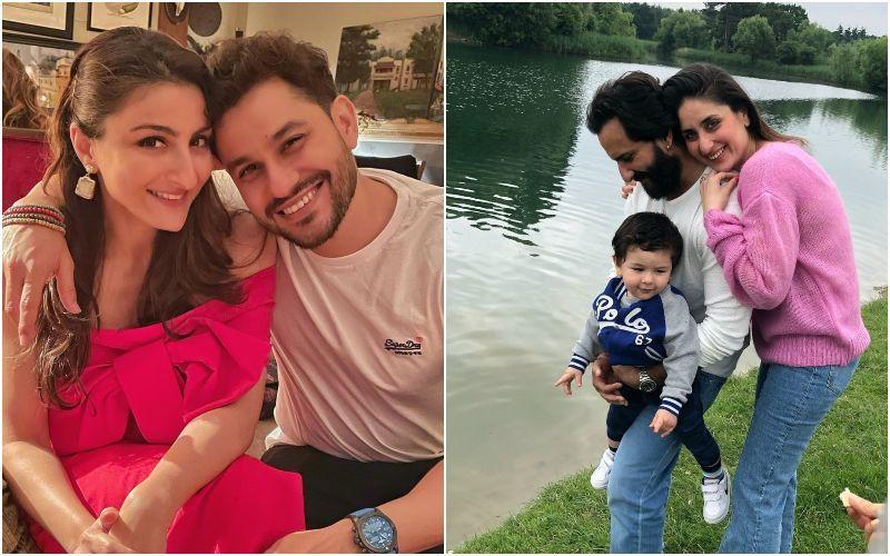 New Year 2021: Soha Ali Khan Gives A Peek Into Her Fancy Dinner Menu For Kareena Kapoor Khan-Saif Ali Khan; There's Roast Duck, Beluga Caviar, Smoked Salmon And More