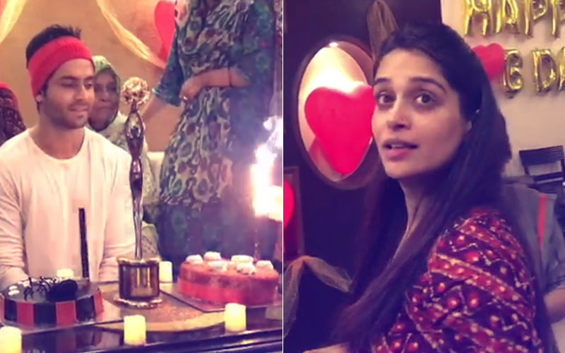 Cake, Balloon & Candles- Dipika Kakar's 4 Am Birthday Surprise For Hubby Shoaib Ibrahim